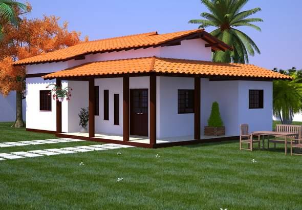 casas com varanda : varanda6