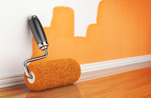 Como pintar uma parede - aplicando selador, massa corrida e pintura - dicas, passo a passo