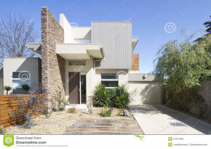 http://www.dreamstime.com/stock-photo-facade-contemporary-townhouse-home-image21271660
