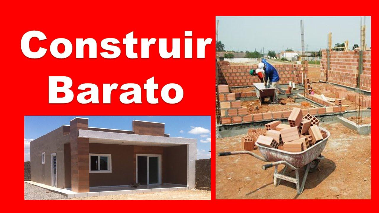 Quanto custa construir uma casa a parte de pedreiro for Casas para construir