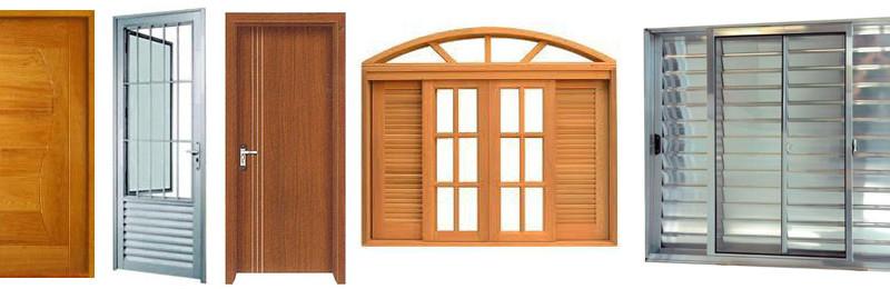 7 erros na escolha de portas e janela. Saiba evitá-los