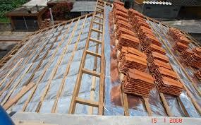 Manta térmica para telhado - Evitar aquecimento