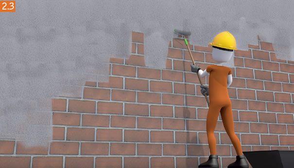 como-chapisco-uma-parede